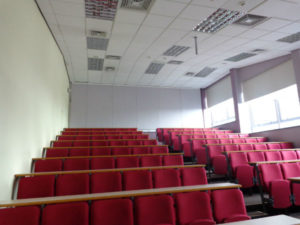 Highbury, lecture theatre, Universities, College, School. education, Educational buildings, modular buildings